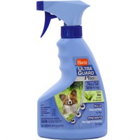 Hartz UltraGuard Plus Flea & Tick Spray for Dogs (16 oz)