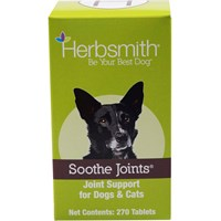 Dog Suppliesjoint Supplementship & Joint Maintenanceherbsmith Comfort Aches & Soothe Joints Supplement