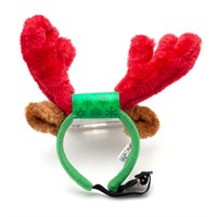 Dog Suppliesapparelholiday Wearholiday Reindeer Headband