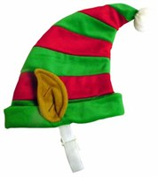 Outward Hound® Holiday Elf Hat - Medium