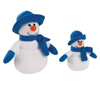Image of Holiday Heather Snowman Toy Set
