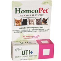 HomeoPets UTI Plus for Cats (15 ml)