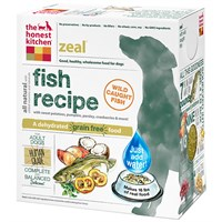 Honest Kitchen Zeal Dehydrated Grain-Free Fish Dog Food (10 lbs) honest-kitchen-zeal-dehydrated-grain-free-fish-dog-food-10-lbs