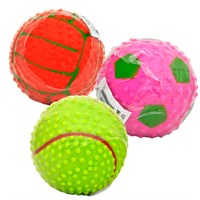 "Howard Sport Rubber Balls 2.5"" (Assorted)"