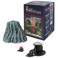 Hydor H2Show Volcano Kit Red LED