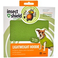 Insect Shield® Lightweight Hoodie Medium - Green
