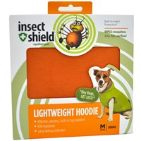 Insect Shield® Lightweight Hoodie Medium - Orange