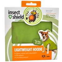 Insect Shield® Lightweight Hoodie XSmall - Green