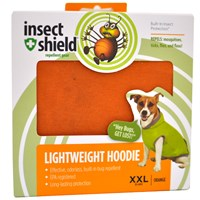 Insect Shield® Lightweight Hoodie XXLarge - Orange