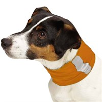 Insect Shield Neck Gaiter Large - Orange