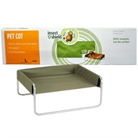 Insect Shield® Pet Cot Large - Green