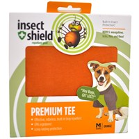 Insect Shield Premium Tee Medium - Orange
