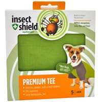 Insect Shield® Premium Tee Small - Green
