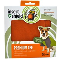 Insect Shield® Premium Tee Small - Orange