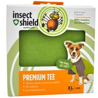 Insect Shield® Premium Tee XLarge - Green
