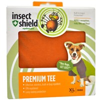Insect Shield Premium Tee XLarge - Orange