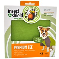 Insect Shield® Premium Tee XSmall - Green