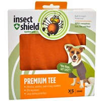 Insect Shield® Premium Tee XSmall - Orange