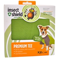 Insect Shield Premium Tee XXLarge - Green