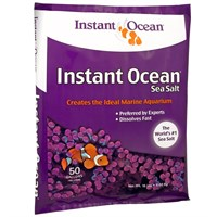Instant Ocean Sea Salt (50 gal)