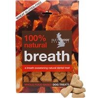 Dog Suppliesdental Productsdental Dog Treatsisle Of Dogs 100% Natural Breath Treats