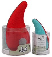 Jed Ball Sassy Lassie (Red/Blue) - LARGE