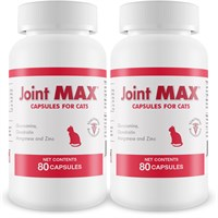 2-PACK Joint MAX® Sprinkle Caps for Cats (160 Count)