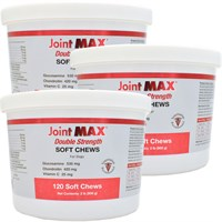 3-PACK Joint MAX® Double Strength Soft Chews (360 Chews)