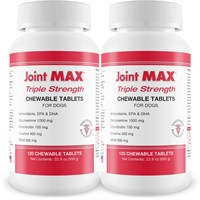 2-PACK Joint MAX® Triple Strength (240 Chewable Tablets)