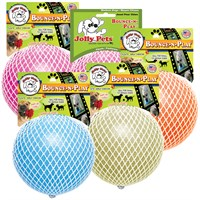"Jolly Pets Jolly Bounce-N-Play Dog Toy 8"" - Assorted"