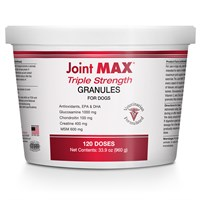 Dog Suppliesjoint Supplementsextra Strength Joint Supportjoint Max Triple Strength