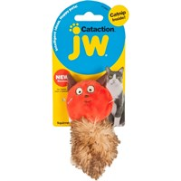 JW Pet Cataction Catnip Squirrel