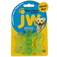 JW Pet Playplace Butterfly Teether
