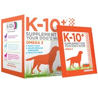 Dog Suppliesskin & Coatfish Oil & Omega Supplementsk10+ Omega