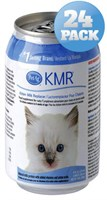 24 pack kmr milk replacer for kittens (192 oz) on lovemypets.com