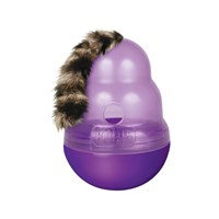 KONG Wobbler Cat Treat Dispensing Toy