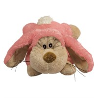 KONG Cozie Floppy the Rabbit Dog Toy - Medium