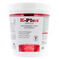 K-Plus Potassium Citrate Plus Cranberry Granules (60 Doses)