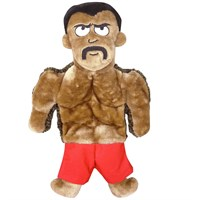 Kyjen Long Body Tuff Guy Squeaker Mat - Hank