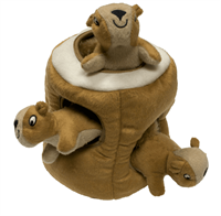 Kyjen® Plush Puppies® Hide-A-Squirrel® BF