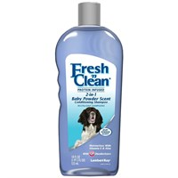 Lambert Kay Fresh N Clean 2-in-1 Conditioning Shampoo Baby Powder Scent (18 Oz)