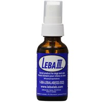 Leba III Pet Dental Spray (1 oz)