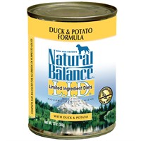 Image of Natural Balance Limited Ingredient Diets - Duck & Potato (13 oz Can)