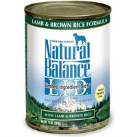 Natural Balance® Limited Ingredient Diets® - Lamb & Brown Rice (13 oz Can)