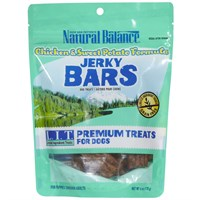 Limited Ingredient Treats - Jerky Bark Chicken & Sweet Potato (6 oz)