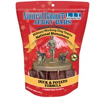 Natural Balance Limited Ingredient Treats - Jerky Bark Duck & Potato (6 oz)