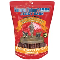 Natural Balance Limited Ingredient Treats - Jerky Bark Fish & Sweet Potato (12 oz)