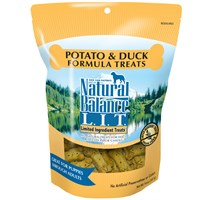 Natural Balance Limited Ingredient Treats - Potato & Duck (14 oz)