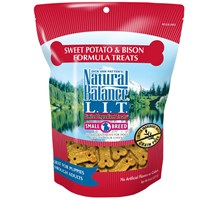 Limited Ingredient Treats - Sweet Potato & Bison (8 oz)