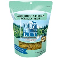 Natural Balance Limited Ingredient Treats - Sweet Potato & Chicken (14 oz)